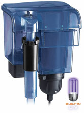 UV25 OVER THE SIDE UV & FILTER COMBO - UP TO 25 GALLONS