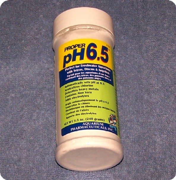 Ph 6.5 - 8.5 oz (Weight)