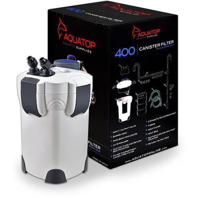 UV125 CANISTER UV & FILTER COMBO - UP TO 125 GALLONS