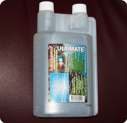 Ultimate Water Conditioner with built in dosing cup